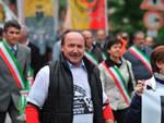 Manifestazione contro la discarica in Valle Imagna
