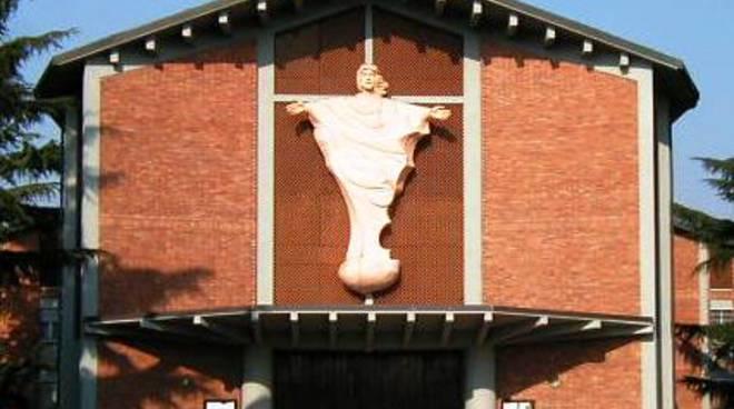 La chiesa di Sabbio di Dalmine