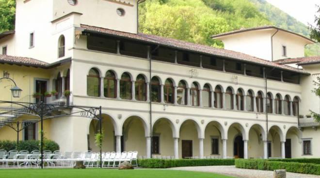 Il castello di Clanezzo