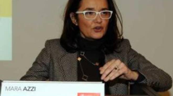 Il direttore della Asl di Bergamo Mara Azzi al convegno Whp 2012