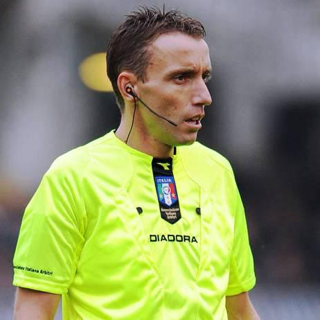 Paolo Mazzoleni, fischietto bergamasco