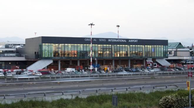 Aeroporto Orio Al Serio Bergamo : Il record passeggeri dell aeroporto di orio sta tutto nei
