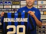 Benalouane, il migliore in campo per l'Atalanta a San Siro