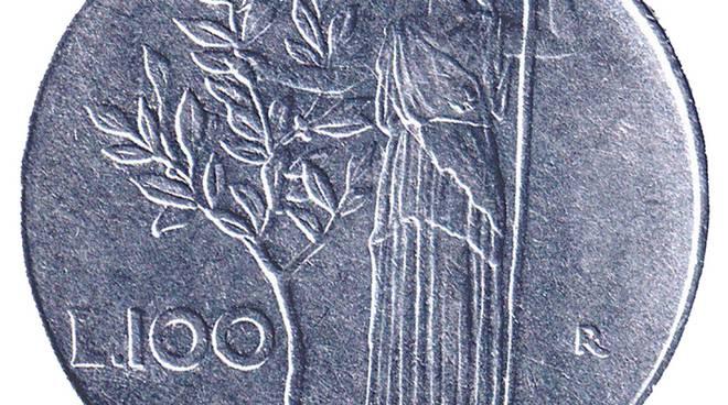 0b01d3534c Ricchi con le monetine: quelle da 100 lire valgono 1200 euro ...