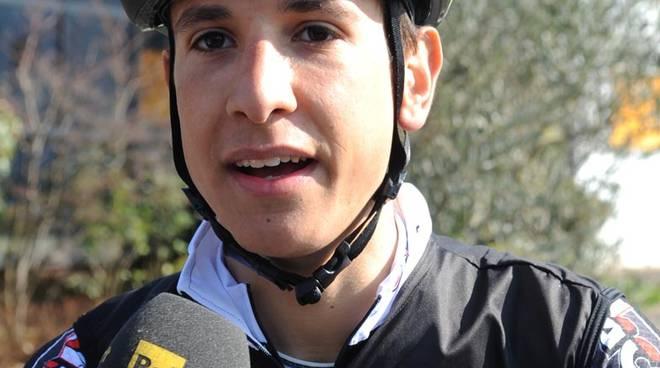 Davide Martinelli del Team Colpack