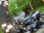 Dodici anni fa il masso killer a Bondo di Colzate