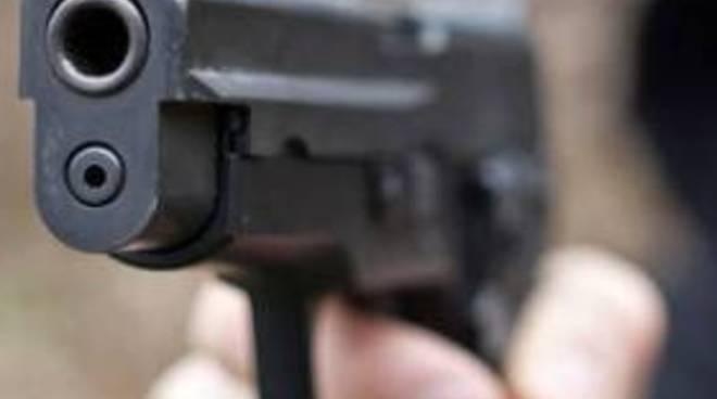 Rapina con pistola