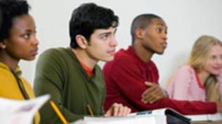 Studenti stranieri in Università