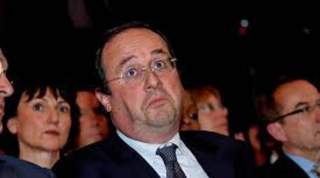 Hollande sconfitto alle comunali di Francia
