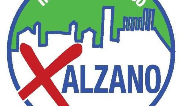 Il simbolo X Alzano
