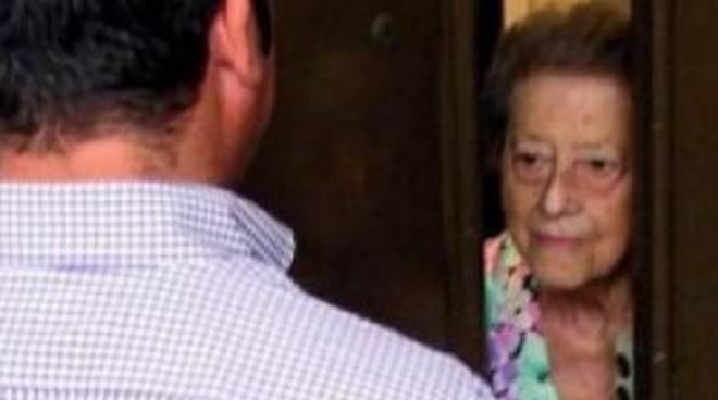 Truffa ad un'anziana
