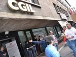 Cgil risponde alla protesta Usb sui facchini dell'aeroporto