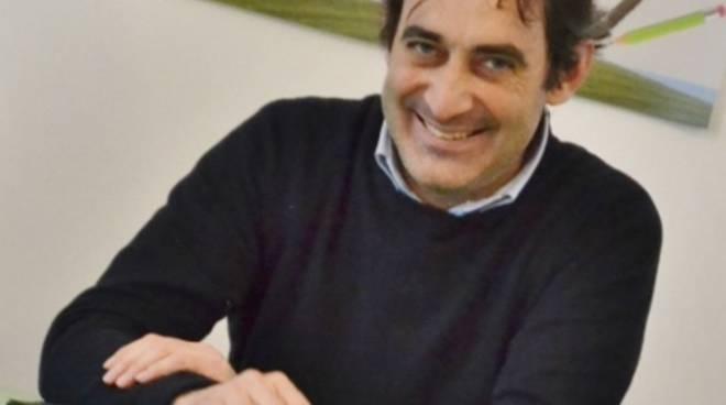 Daniele Belotti, candidato della Lega alle Europee