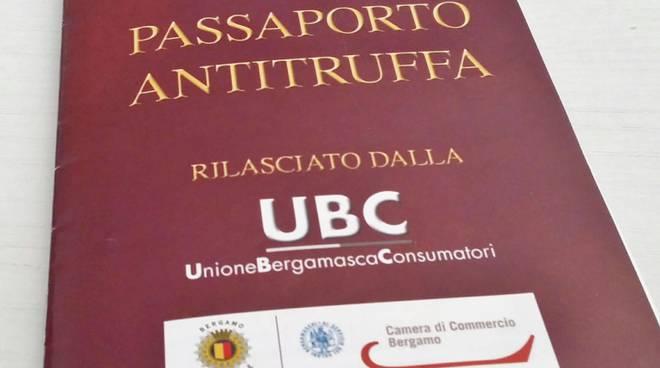Il passaporto antitruffa