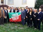 La squadra di Forza Italia