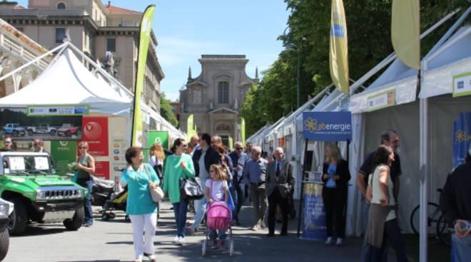 Festival dell'Ambiente sul Sentierone