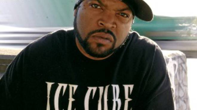 "Ice Cube in ""Poliziotto in prova"""