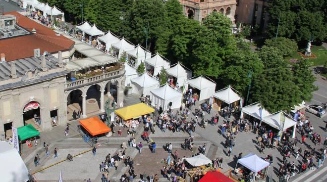 Il Festival dell'Ambiente arriva sul Sentierone dal 16 al 18 maggio