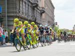 Il Giro d'Italia a Bergamo