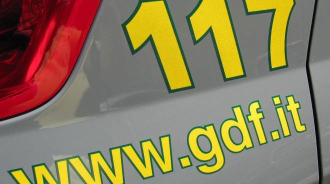 Siti illegali: operazione della Gdf