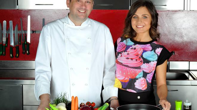 Chicco Coria e Silvia Bianco