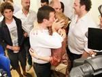 Elezioni, la festa di Gori - 1