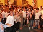 Elezioni, la festa di Gori - 2