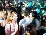 Il Silent party arriva anche a Bergamo