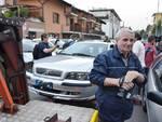 L'auto di Bossetti, il presunto killer di Yara Gambirasio