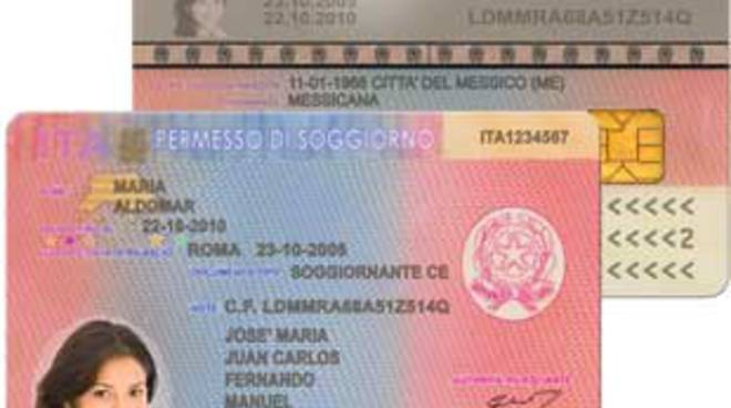 In questura a bergamo emessi i primi permessi di soggiorno for Polizia di permesso di soggiorno