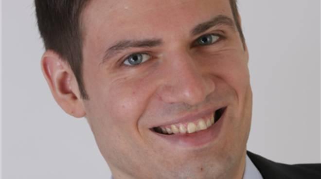 Alberto Ribolla, capogruppo della Lega Nord in Consiglio Comunale a Bergamo
