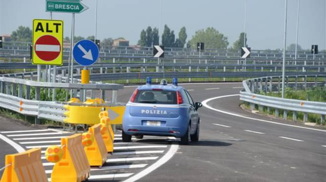 Apre l'autostrada A35: la Brebemi