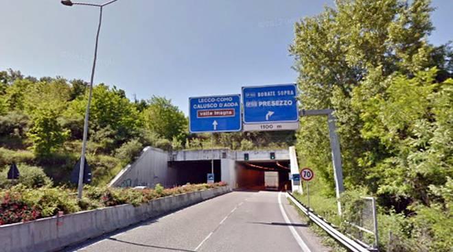 Bergamo, l'asse interurbano