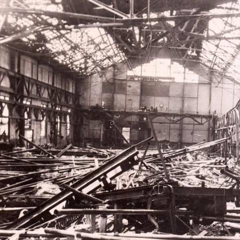 Bombardamento del 6 luglio 73 anni dopo dalmine piange i - Casa di riposo dalmine ...