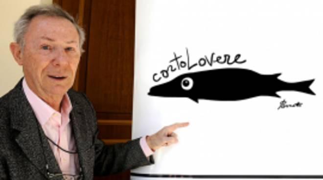 Bruno Bozzetto e il nuovo logo di cortoLovere