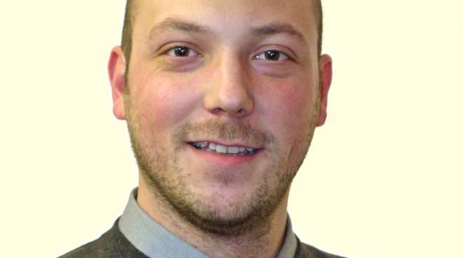 Dario Violi, consigliere regionale dei 5 Stelle