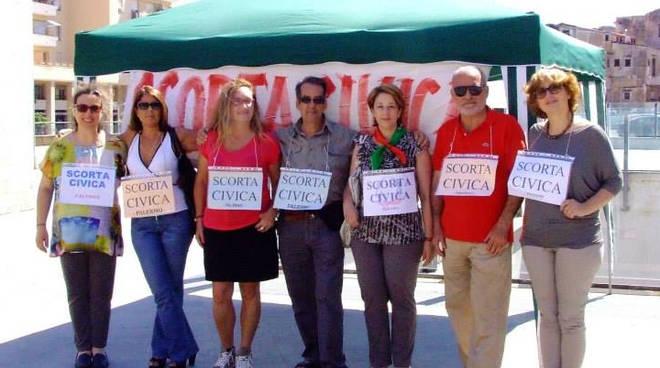 Giovanna Pedroni di Levate è la terza da sinistra (foto di Pasquale Florio)