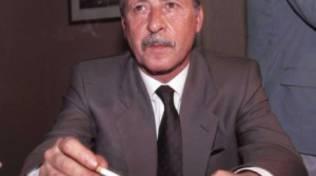 Il magistrato Paolo Borsellino