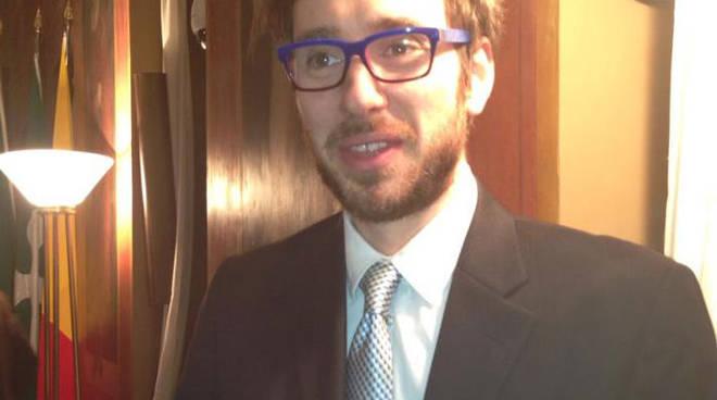 L'assessore Stefano Zenoni