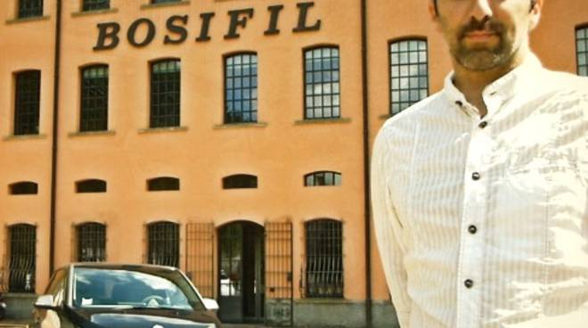 Luca Bosio, direttore generale di Bosifil