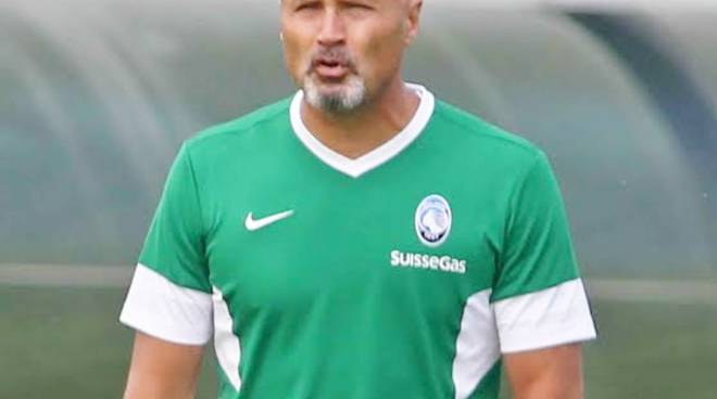 Stefano Colantuono, tecnico nerazzurro