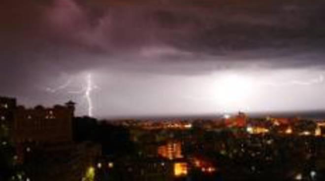 Tornano pioggia e temporali