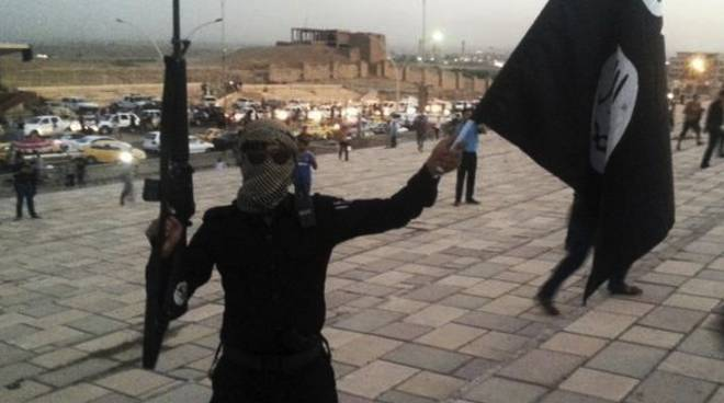 Guerrieri dell'Isis