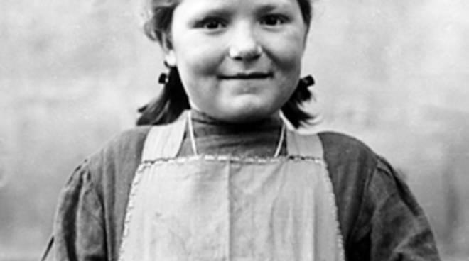 La piccola Adelaide Roncalli