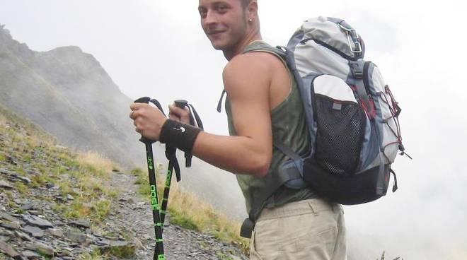 Steven Meni, il 26enne morto a Valbondione
