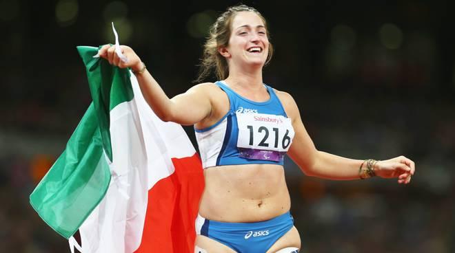 Un altro oro per Martina Caironi