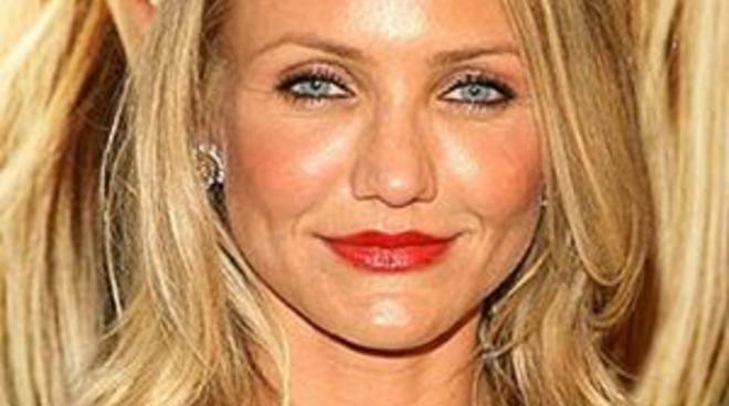 "Cameron Diaz, protagonista del film ""Sex tape - Finiti in rete"""
