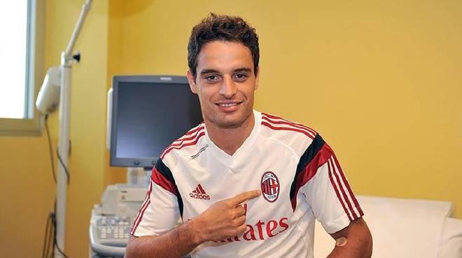 Terza Maglia AC Milan GIACOMO BONAVENTURA