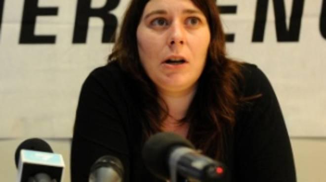 """La presidente di """"Emergency"""" Cecilia Strada"""