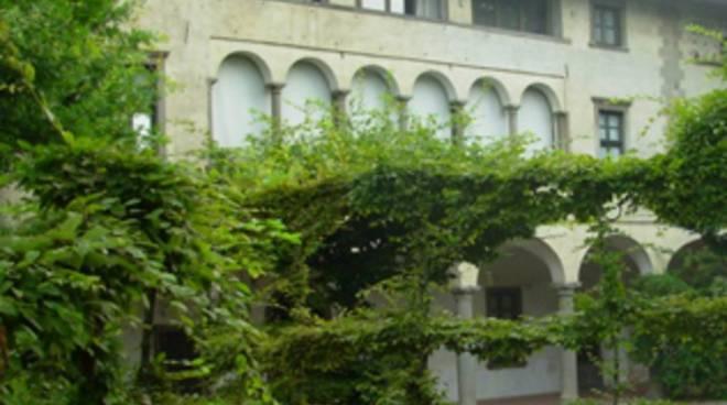 Villa Pesenti Agliardi a Sombreno